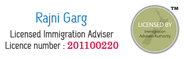 Licensed Immigration Adviser