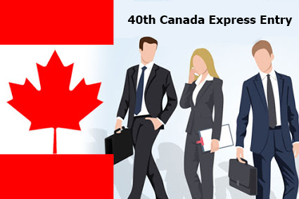 40th Canada Express Entry Draw Results