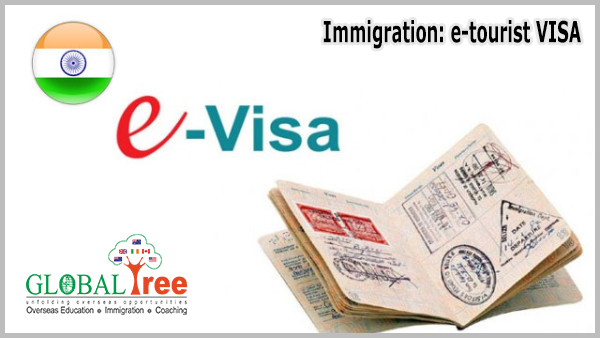 Immigration: e-tourist VISA