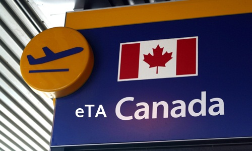 eTA is Mandatory to be Applied by Visa-Exempt Visitors to Canada